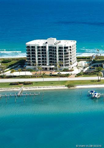 19850 Beach Rd 2D, Jupiter, FL 33469 (MLS #A10517097) :: Green Realty Properties
