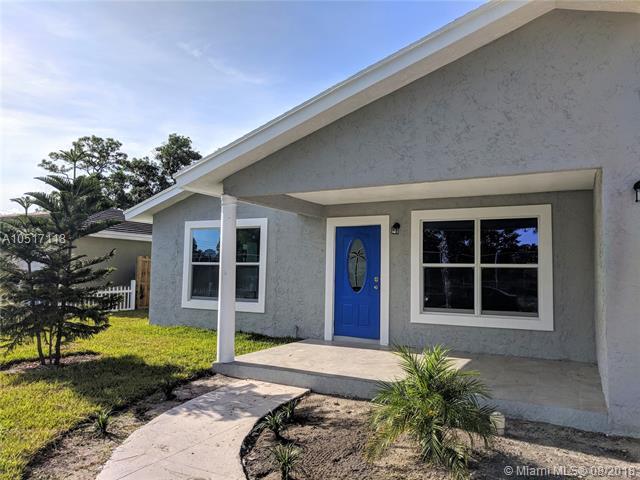 1246 NE 36th St, Oakland Park, FL 33334 (MLS #A10517118) :: Green Realty Properties