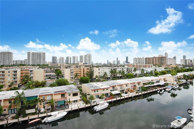 3545 NE 166th St #805, North Miami Beach, FL 33160 (MLS #A10517500) :: Green Realty Properties