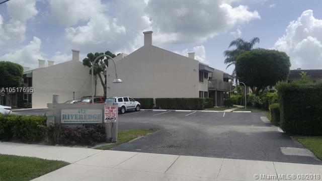 412 Southwind Dr C1, North Palm Beach, FL 33408 (MLS #A10517695) :: Laurie Finkelstein Reader Team