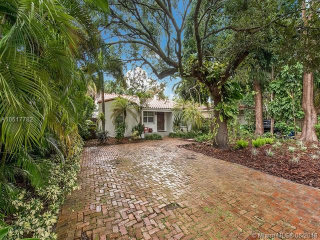 4150 Ventura Avenue, Coconut Grove, FL 33133 (MLS #A10517782) :: The Teri Arbogast Team at Keller Williams Partners SW
