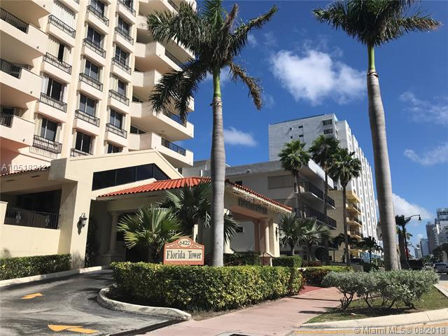 6422 E Collins Ave #302, Miami Beach, FL 33141 (MLS #A10518212) :: Laurie Finkelstein Reader Team
