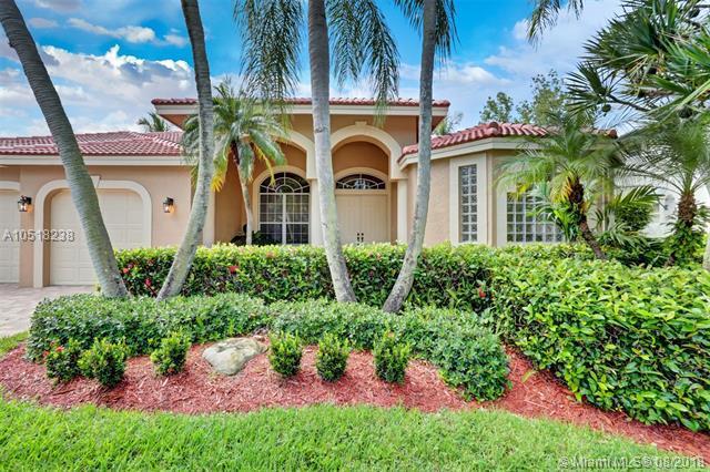 358 Mallard Rd, Weston, FL 33327 (MLS #A10518238) :: Green Realty Properties