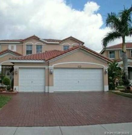 3857 SW 164th Ter, Miramar, FL 33027 (MLS #A10518243) :: Green Realty Properties