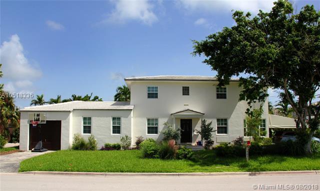 401 N 93rd St, Surfside, FL 33154 (MLS #A10518336) :: Keller Williams Elite Properties