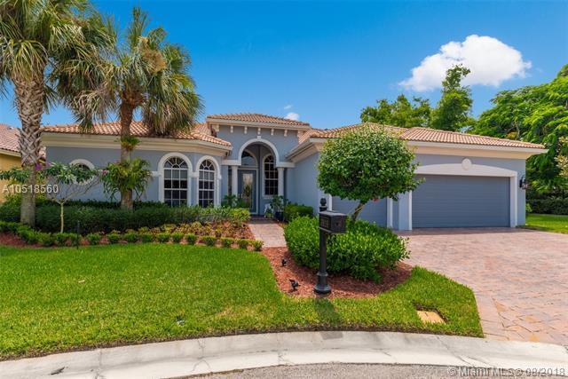 2610 SW Bridgeview Ter, Palm City, FL 34990 (MLS #A10518560) :: Green Realty Properties