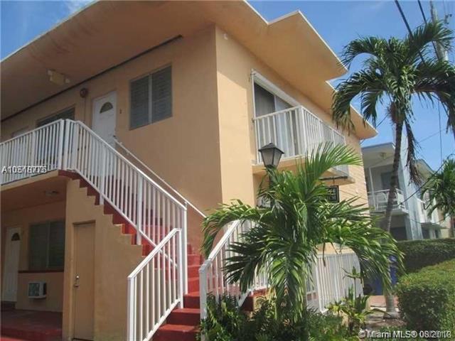 7720 Harding Ave #5, Miami Beach, FL 33141 (MLS #A10518775) :: The Teri Arbogast Team at Keller Williams Partners SW