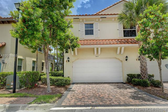 4037 E Cascada Cir #4037, Cooper City, FL 33024 (MLS #A10518865) :: Green Realty Properties