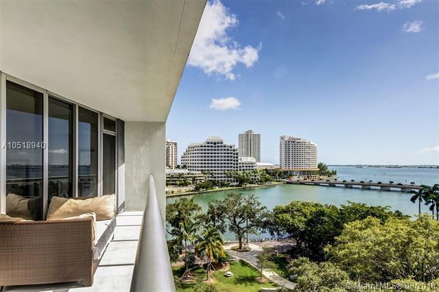 495 Brickell Ave #809, Miami, FL 33131 (MLS #A10518940) :: Keller Williams Elite Properties