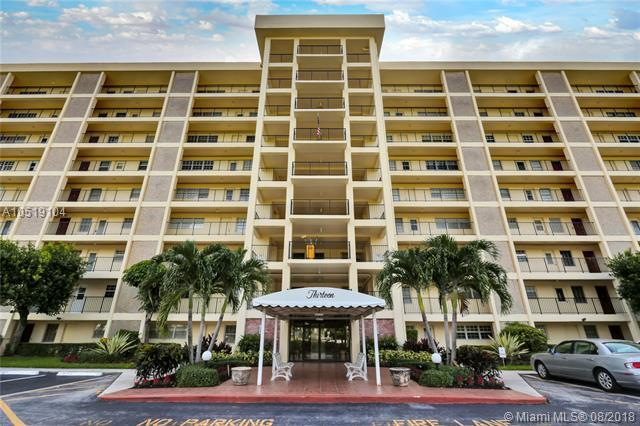 3300 N Palm Aire Dr #206, Pompano Beach, FL 33069 (MLS #A10519104) :: Green Realty Properties