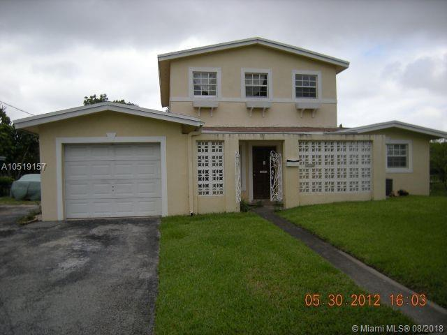 3291 NW 37 St, Lauderdale Lakes, FL 33309 (MLS #A10519157) :: Laurie Finkelstein Reader Team