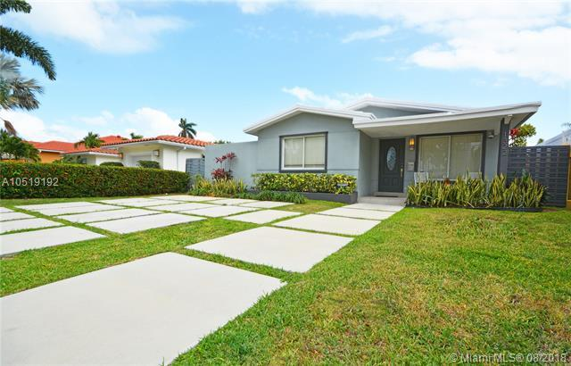 1322 Johnson St, Hollywood, FL 33019 (MLS #A10519192) :: Green Realty Properties