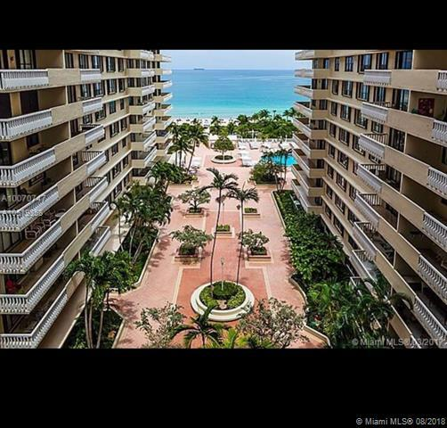 9801 Collins Ave 9S, Bal Harbour, FL 33154 (MLS #A10519358) :: Keller Williams Elite Properties