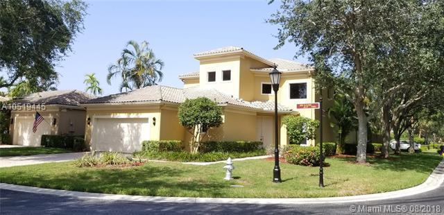 6695 NW 23rd Ter, Boca Raton, FL 33496 (MLS #A10519445) :: Green Realty Properties