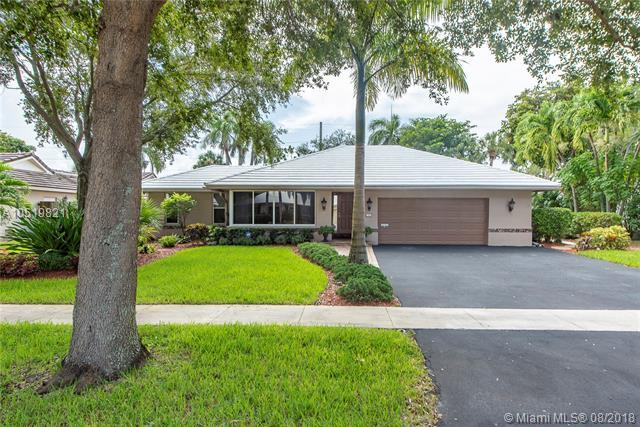 281 SW 75th Ter, Plantation, FL 33317 (MLS #A10519821) :: Green Realty Properties