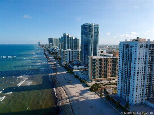 2101 S Ocean Dr #1504, Hollywood, FL 33019 (MLS #A10519902) :: Laurie Finkelstein Reader Team