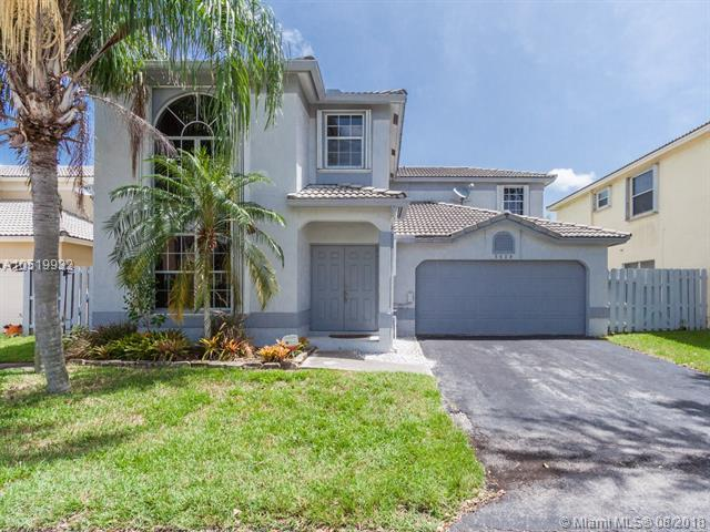 5620 NW 42nd Way, Coconut Creek, FL 33073 (MLS #A10519932) :: Green Realty Properties