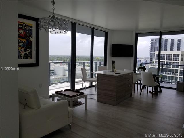 121 NE 34 ST #1016, Miami, FL 33137 (MLS #A10520016) :: Keller Williams Elite Properties
