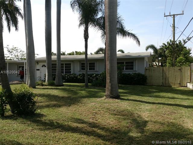 2661 NE 12th St, Pompano Beach, FL 33062 (MLS #A10520042) :: Green Realty Properties