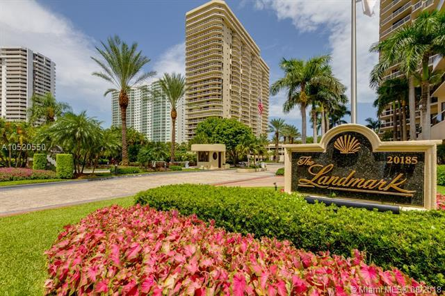 20185 E Country Club Dr #2107, Aventura, FL 33180 (MLS #A10520550) :: The Teri Arbogast Team at Keller Williams Partners SW