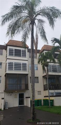7100 NW 17th St #317, Plantation, FL 33313 (MLS #A10520622) :: The Teri Arbogast Team at Keller Williams Partners SW