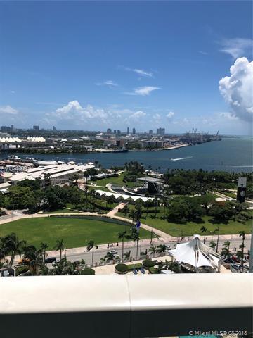 253 NE 2nd St #2003, Miami, FL 33132 (MLS #A10521009) :: Green Realty Properties
