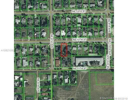 610 NE 12th St, Homestead, FL 33030 (MLS #A10521052) :: Green Realty Properties