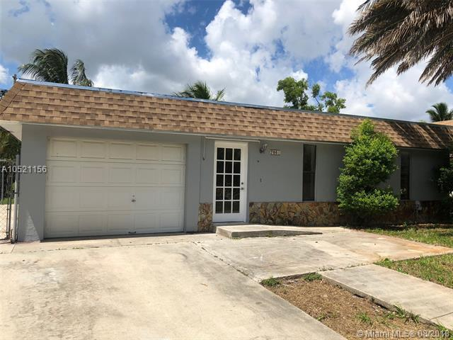 7861 NW 30th St, Davie, FL 33024 (MLS #A10521156) :: The Teri Arbogast Team at Keller Williams Partners SW