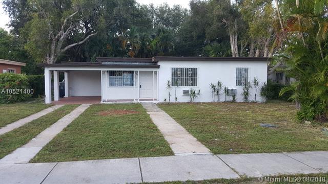 1285 NE 128th St, North Miami, FL 33161 (MLS #A10521400) :: United Realty Group