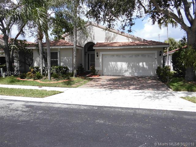 1648 SW 148th Ter, Pembroke Pines, FL 33027 (MLS #A10521558) :: The Teri Arbogast Team at Keller Williams Partners SW