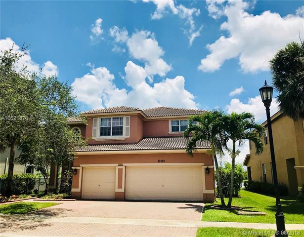 19388 Stonebrook St, Weston, FL 33332 (MLS #A10521870) :: United Realty Group