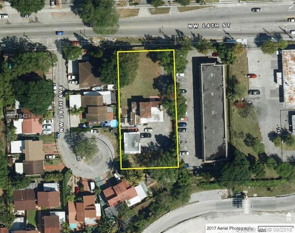 2750 NW 14th St, Miami, FL 33125 (MLS #A10521942) :: The Teri Arbogast Team at Keller Williams Partners SW