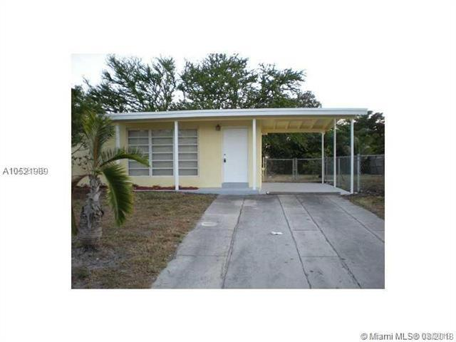 1400 NE 40th St, Pompano Beach, FL 33064 (MLS #A10521989) :: Hergenrother Realty Group Miami