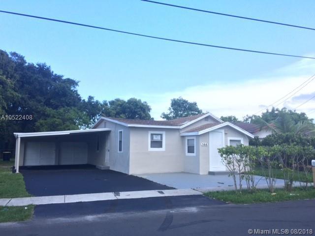 144 NW 7th Ave, Dania Beach, FL 33004 (MLS #A10522408) :: Laurie Finkelstein Reader Team