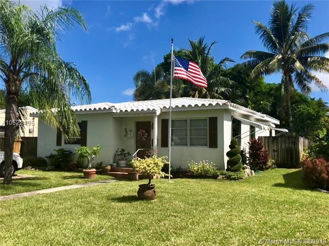 2302 Arthur St, Hollywood, FL 33020 (MLS #A10522435) :: Green Realty Properties