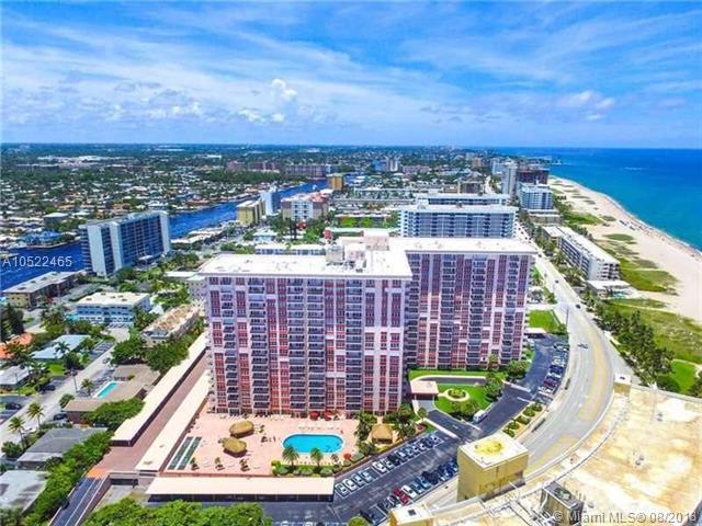 405 N Ocean Blvd #508, Pompano Beach, FL 33062 (MLS #A10522465) :: Stanley Rosen Group