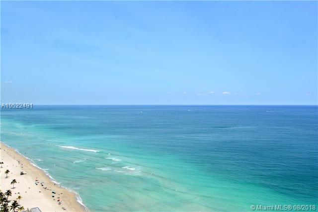 2711 S Ocean Dr #2806, Hollywood, FL 33019 (MLS #A10522491) :: Laurie Finkelstein Reader Team