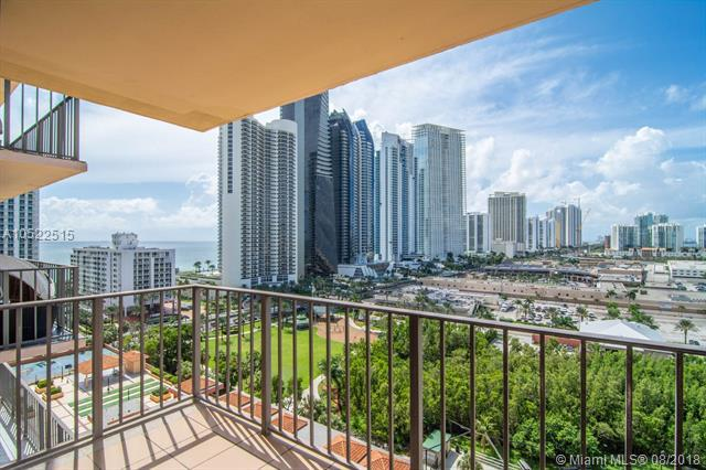 210 174th St #1608, Sunny Isles Beach, FL 33160 (MLS #A10522515) :: Keller Williams Elite Properties