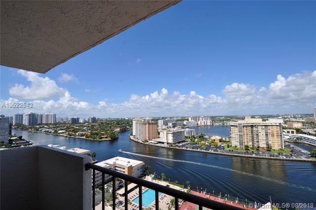 1865 S Ocean Dr 20A, Hallandale, FL 33009 (MLS #A10522542) :: Berkshire Hathaway HomeServices EWM Realty