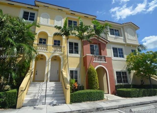 12421 SW 50 #337, Miramar, FL 33027 (MLS #A10522590) :: Green Realty Properties