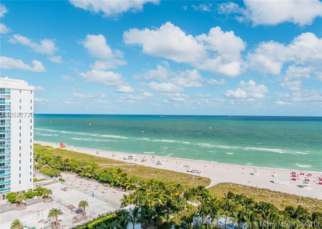 2201 Collins Ave #1415, Miami Beach, FL 33139 (MLS #A10522722) :: Keller Williams Elite Properties