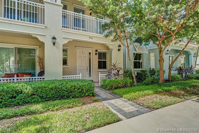 4066 Cascada Cir #4066, Cooper City, FL 33024 (MLS #A10522827) :: Green Realty Properties