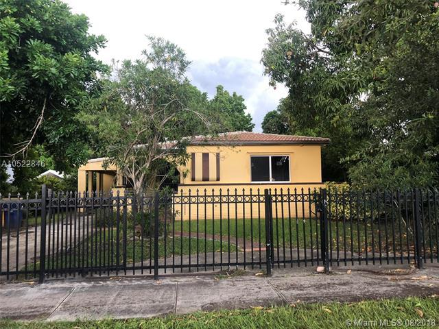 515 NW 111th St, Miami Shores, FL 33168 (MLS #A10522846) :: Laurie Finkelstein Reader Team