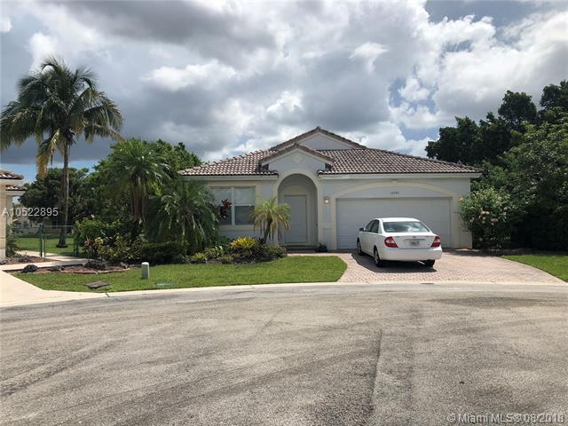 13301 SW 24th Street, Miramar, FL 33027 (MLS #A10522895) :: RE/MAX Presidential Real Estate Group