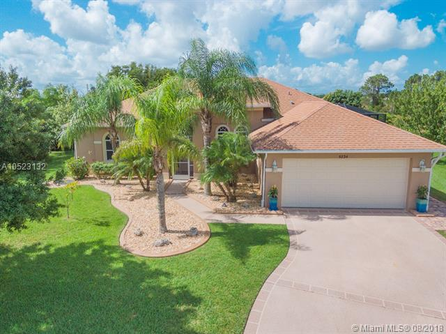5834 NW Cullom Cir, Port St. Lucie, FL 34986 (MLS #A10523132) :: Green Realty Properties