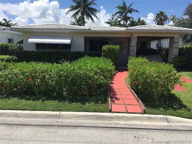 8942 Byron Ave, Surfside, FL 33154 (MLS #A10523325) :: Keller Williams Elite Properties