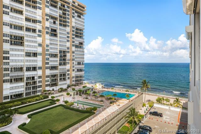 4250 Galt Ocean Dr 9G, Fort Lauderdale, FL 33308 (MLS #A10523409) :: Green Realty Properties