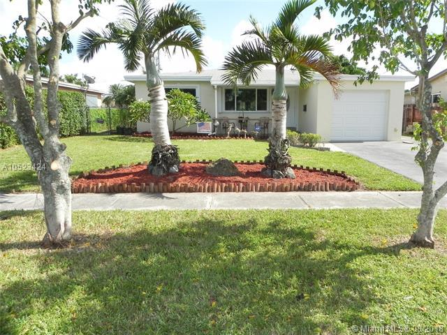 7510 Buchanan St, Hollywood, FL 33024 (MLS #A10523424) :: RE/MAX Presidential Real Estate Group