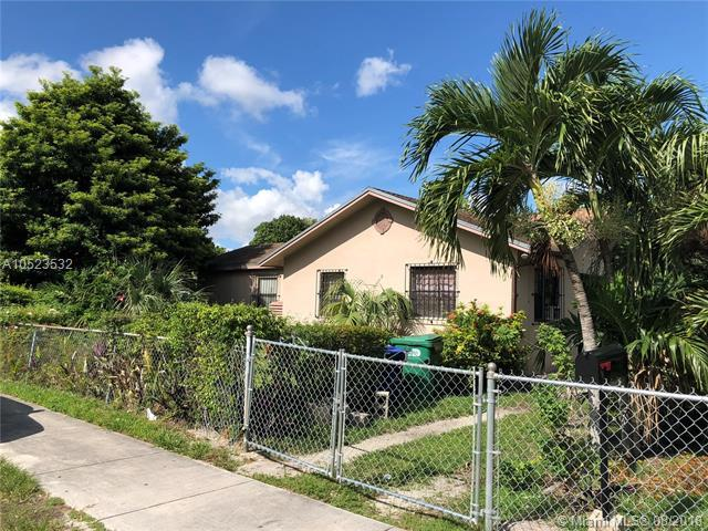 9600 NW 25th Ave, Miami, FL 33147 (MLS #A10523532) :: Laurie Finkelstein Reader Team
