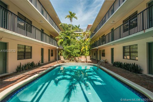 3242 Mary St S114, Coconut Grove, FL 33133 (MLS #A10523722) :: Green Realty Properties